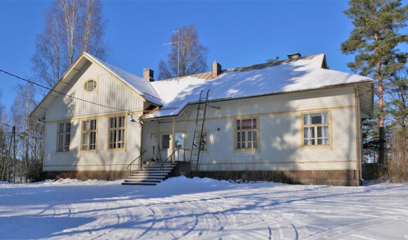 Lapjärven Juhla & Majoitus