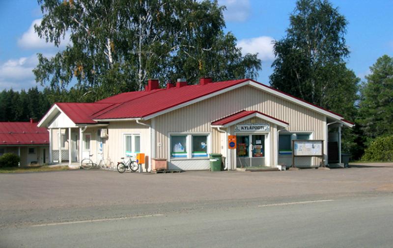 VA:n Kyläpuoti Oy / Satu Oksanen