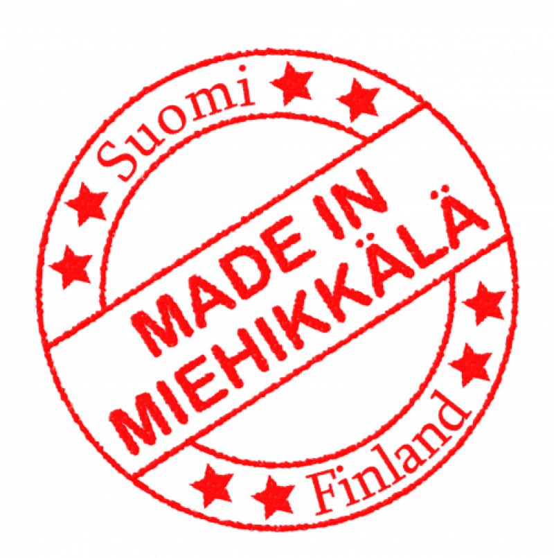 Made in Miehikkälä -merkki
