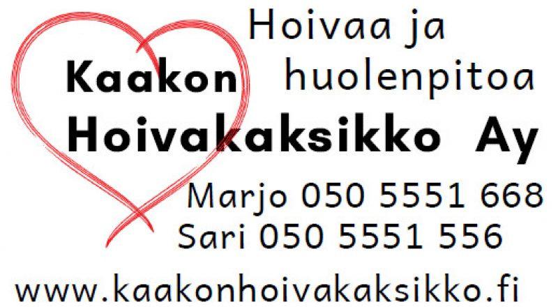 Kaakon Hoivakaksikko Ay