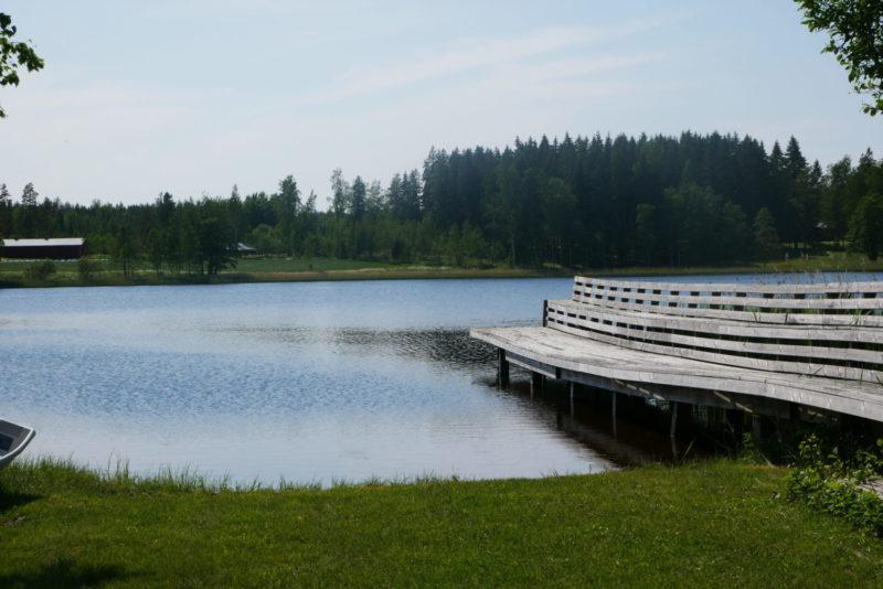Syväjärven uimaranta